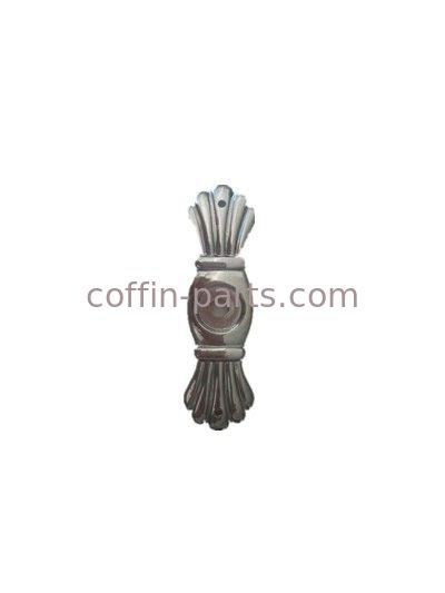 OEM Bracket Coffin Fittings , Long Shape Casket Hardware Supplies